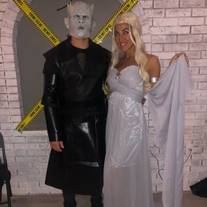 Costumes - Knight King & Daenerys